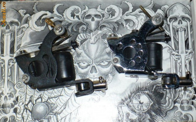 2 aparate tattoo / tatuaje tattoo gun  !!!! foto