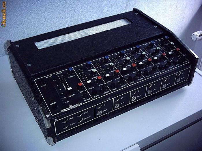 Mixer amplificat Vermona 1060 foto mare