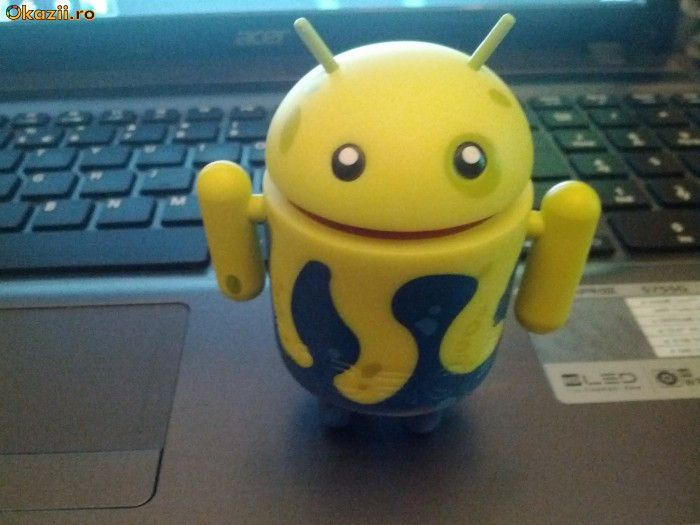 Android Mini Collectibles - Octopoid - figurine android foto mare