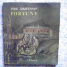 Pere Gimferrer - Fortuny - Roman