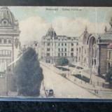 BUCURESTI - Calea Victoriei 1915