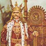 S954 DIVERSE Muzeul judetean Suceava-Sala tronului NECIRCULAT - Carti Postale Romania dupa 1918