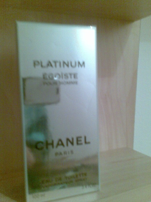 chanel platinum egoiste in USA
