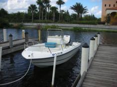 Barca cu motor - Barca sea boss 180 cc