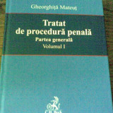 Carte Drept penal - Tratat de procedura penala vol 1