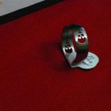 Inel MASIV Inox Cap de mort - SKULL - Superoferta - Inel argint