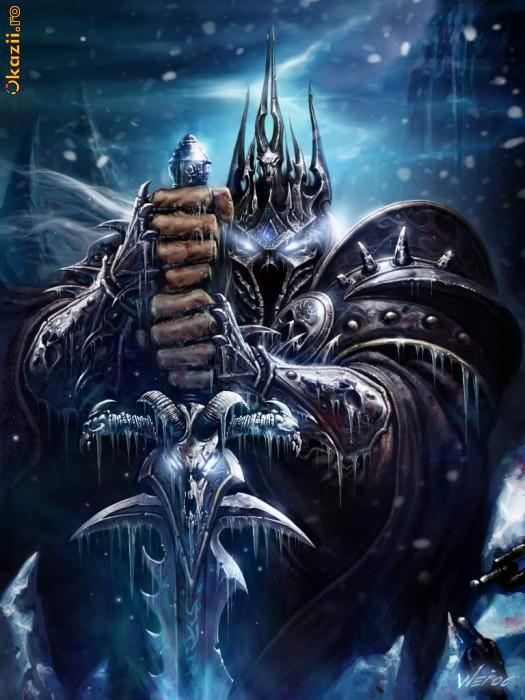 Скачать бесплатно Wow Lich King 3.3.5a - лучшие игры. 10.09.2012