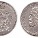 * Moneda 5 lei 1901