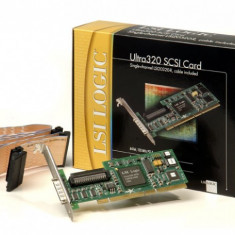 Adaptor SCSI LSI LOGIC LSI20320-R Ultra320 Alta