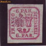 1862 L.P. 9b conditie ** - Timbre Romania