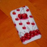 Carcasa iPhone 3G 3GS - editie limitata - CHERRY - PRET BOMBA