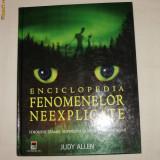 Enciclopedie - Carte - enciclopedia fenomenelor neexplicabile