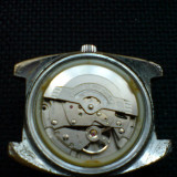Ceas barbatesc, Casual, Mecanic-Automatic, 1970 - 1999 - Mecanism automatic, 25 rubine- Duromat 7525/2 - livrare IASI