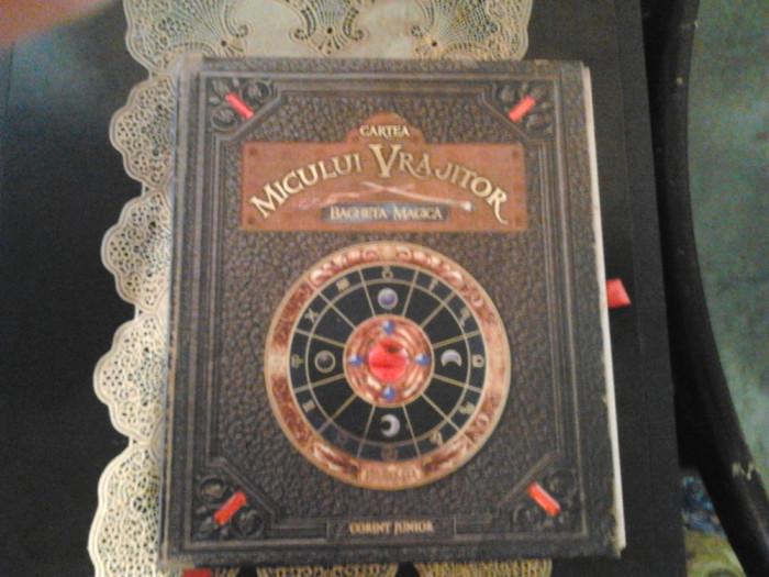 Cartea Micului Vrajitor - Bagheta Magica foto mare