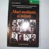 Carte despre Paranormal - Jean Prieur - Mari mediumi si initiati, rf2/1, RF4/2
