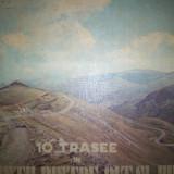 Carte Geografie - 10 trasee in muntii dintre Olt si Jiu