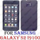 CARCASA Samsung Galaxy S2 S 2 II SII i9100 - FULL EDITION - BLACK - CARCASA DE PROTECTIE POLICARBONAT MAT Samsung Galaxy S2 S 2 II SII i9100