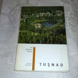 Mic indreptar turistic - Tusnad - cu o harta - 1967 - Carte Geografie