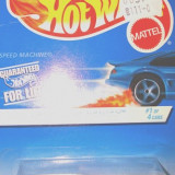 Macheta auto Hot Wheels, 1:64 - HOT WHEELS- SPEED MACHINE- ++2000 DE LICITATII !!!