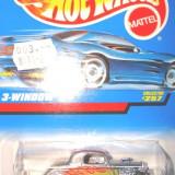 Macheta auto Hot Wheels, 1:64 - HOT WHEELS- FORD 3 WINDOWS COUPE-++2000 DE LICITATII !!