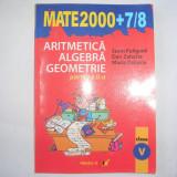 Aritmetica/algebra/geometrie, clasa a V-a, partea a II-a - Manual Clasa a V-a