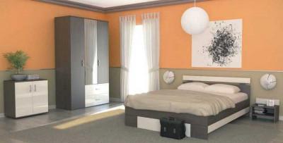 mobilier dormitor raul (dedeman) foto