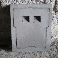 Usita din beton pentru horn - Otel beton