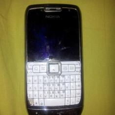 Telefon mobil Nokia E71, Neblocat - Nokia E71 White ORIGINAL