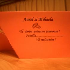Plicuri de nunta - Invitatii nunta