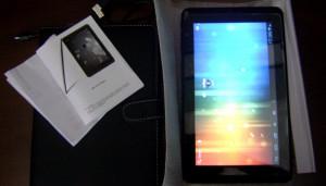 Tableta Serioux S101 Tab foto