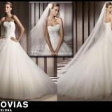 Rochie PRONOVIAS, model BARROCO 2012(2013) - Rochie de mireasa printesa