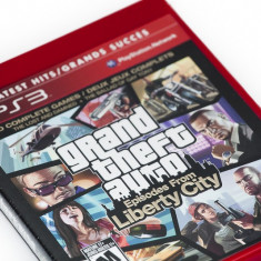 VAND JOC PS3 -ORIGINAL SI SIGILAT- GRAND THEFT AUTO- 2 Episoade - Jocuri PS3 Rockstar Games, 18+