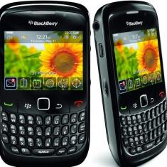 Telefon Blackberry Curve 8520 + card de 2 Gb telefon codat orange fara incarcator fara cablu de date - Telefon mobil Blackberry 8520