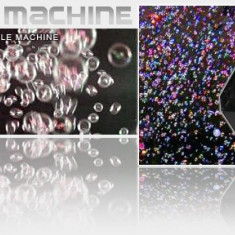 Masina de balonase - MASINA PROFESIONALA PT, BALOANE DE SAPUN-3000 BALOANE PER MINUT! DISTRACTIE MAXIMA!