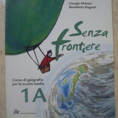 Curs dinamic de geografie in limba italiana - Teste Bacalaureat