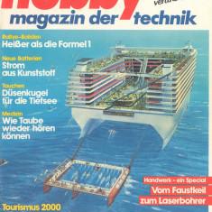 HOBBY. MAGAZIN DER TECHNIK / MAGAZINUL TEHNICII, nr. 3 / 1985, Hamburg