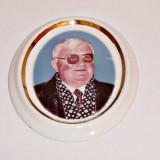 Foto ceramica pentru cruci funerare ( color, marime mica, una persoane )