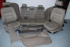Interior complet , scaune , banchete , fete usi AUDI A6 Kombi model