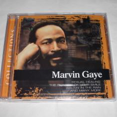 Vand cd original sigilat MARVIN GAYE-Collections - Muzica Blues sony music