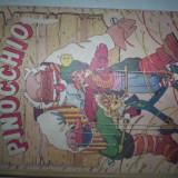 PINOCCHIO/POVESTEA UNEI PAPUSI DE LEMN/CU ILUSTRATII=CARLO COLLODI - Carte educativa