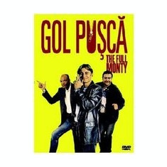 DVD ORIGINAL - THE FULL MONTY (GOL PUSCA) - Film comedie, Romana