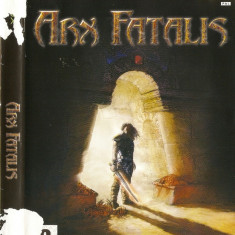Jocuri Xbox Altele, Actiune, 16+, Single player - JOC XBOX clasic ARX FATALIS ORIGINAL PAL / STOC REAL / by DARK WADDER