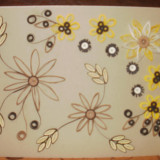 Handmade - Tablou quilling