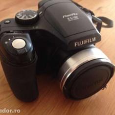 Fuji S5700 Fujifilm S5700 SLR 7, 2 mil pixeli 1GB card 10x ZOOM optic. - Aparat Foto compact Fujifilm, Bridge, 8 Mpx, 2.5 inch