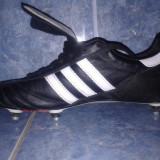 Ghete adidas originale - Adidasi barbati, Marime: 44 2/3, Culoare: Negru, 44 2/3, Negru