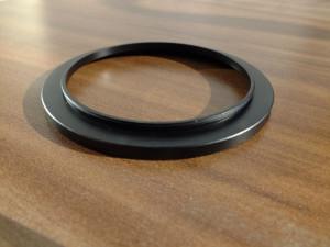 Inel foto adaptor reductie step up metalic pentru diametrele: 46-52mm, 46-58mm, 49-52mm, 49-58mm, 52-58mm, 55-58mm, 69-77mm, 72-82mm foto