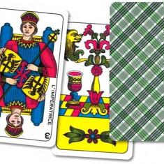 Carti poker - Set carti de tarot 78 Tarocco Piemontese Modiano Piemont Made in Italia c. 1980 original esoteric divinatie magie vintage arcane