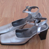 "Pantofi dama - Pantofi de dama ""vera pelle"", made in italy, numar 39, pret 39 ron"