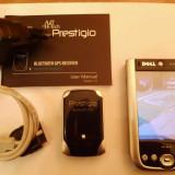 PDA Dell Axim x51 + Receptor GPS Prestigio