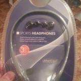 Casti Telefon - Casti audio folosite in timpul alergarii- SilverCrest